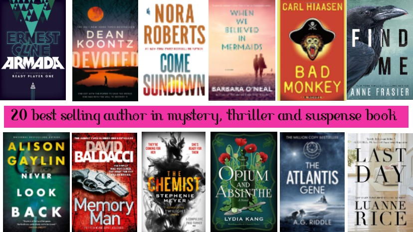 -20 best selling author in mystery, thriller and suspense book (1)