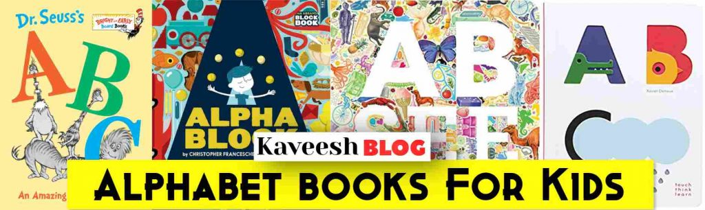 Alphabet books, kaveesh,com