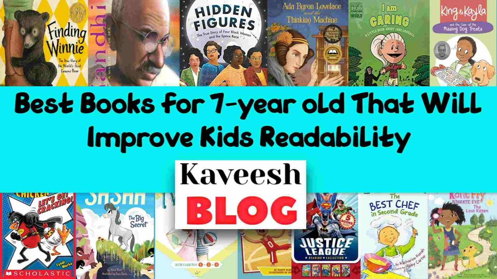 Best Books for 7-year old