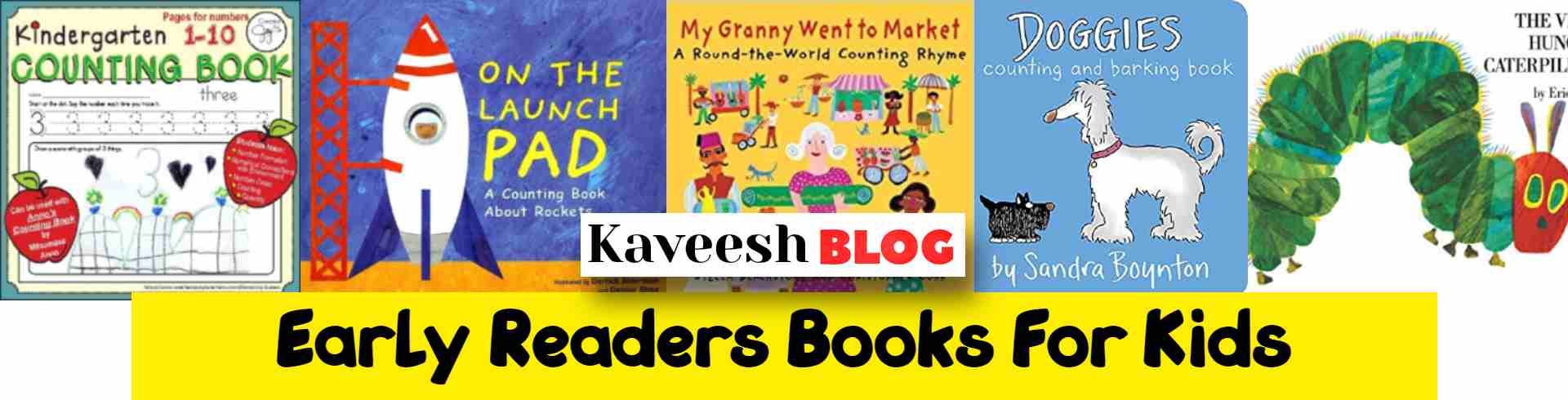 Early Readers Books for kids-kaveesh.com