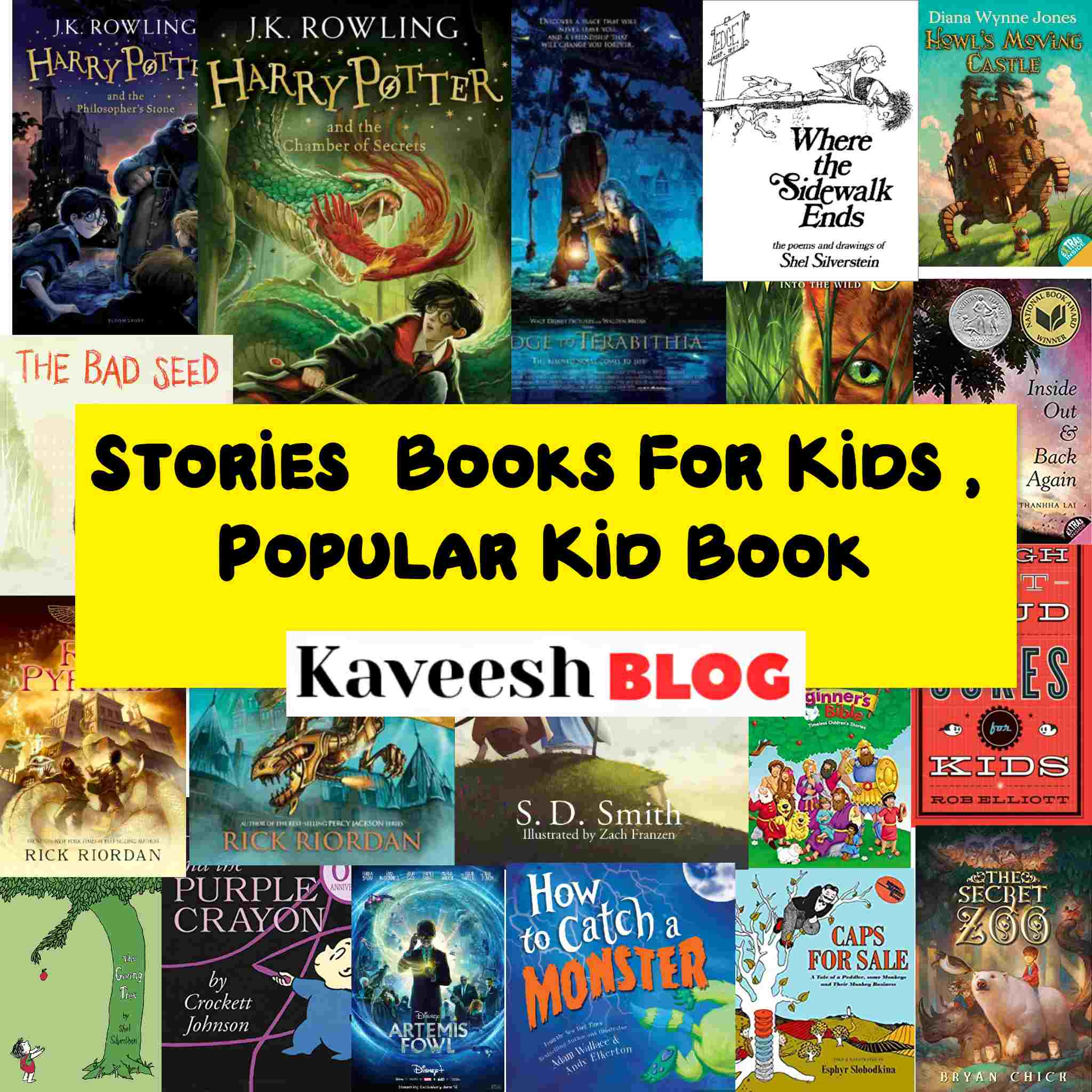 Stories for kids_ Best Sellers Children's Books-popular kid's books in 2020