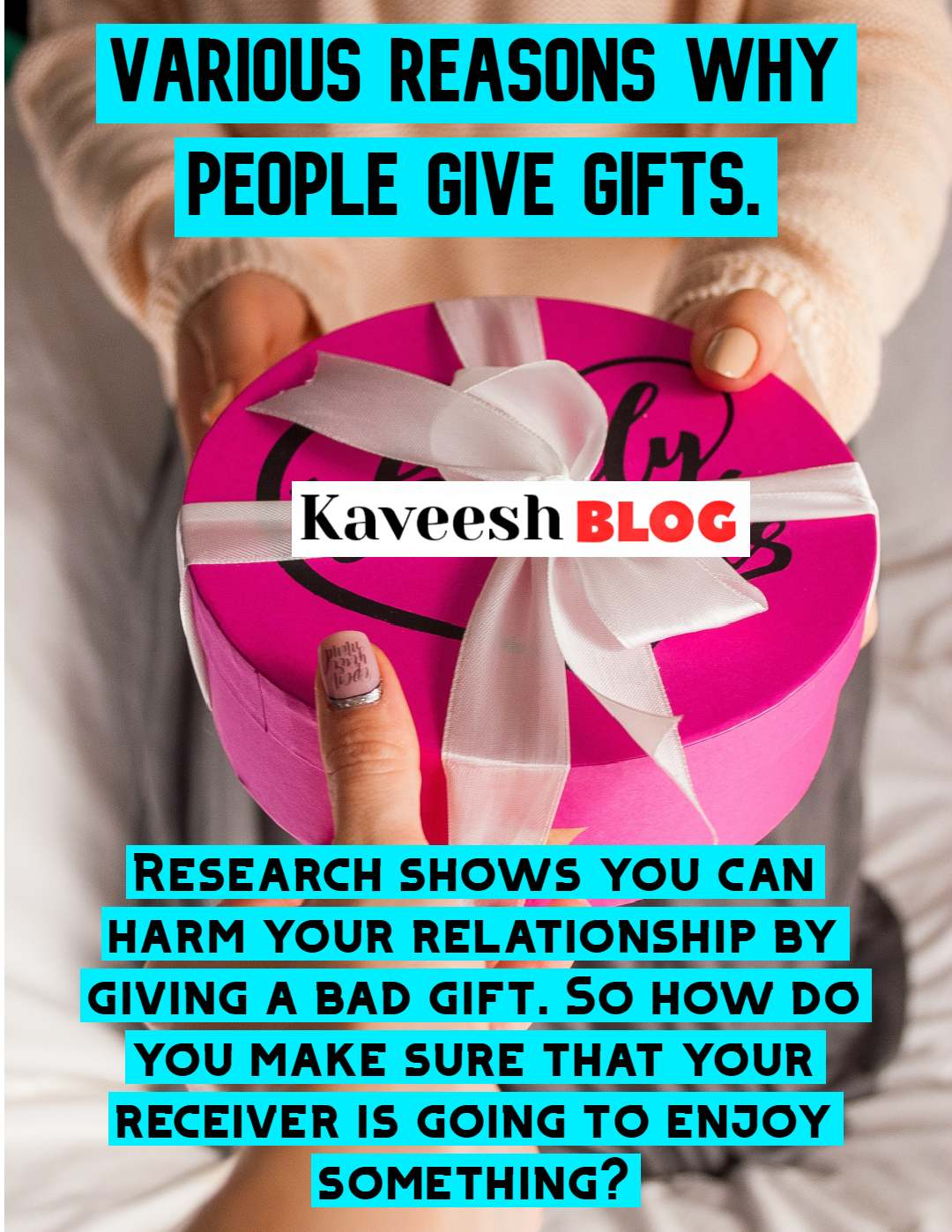 What makes a gift valuable?: Scientifically Proven Ways