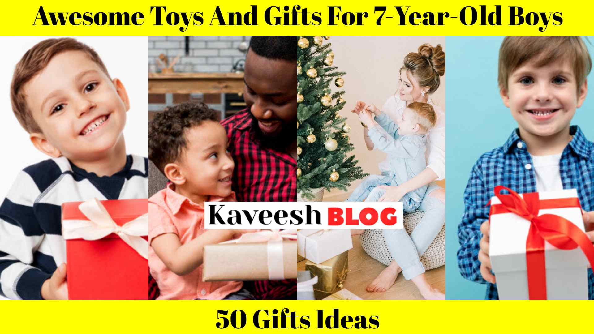 Best Gifts For 7-year-old Boys In (2020) 50 Gifts Ideas