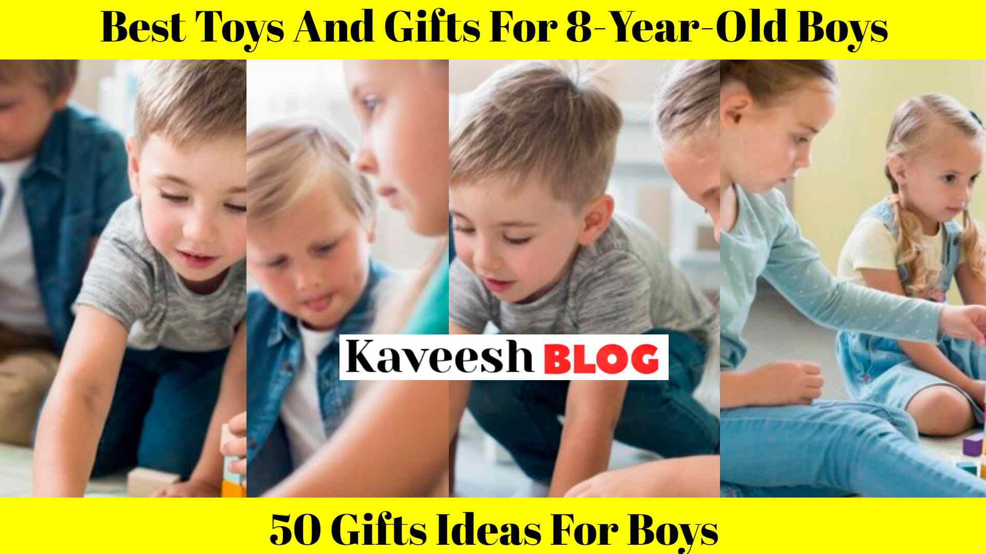 Best Gifts For 8-year-old Boys In (2020)