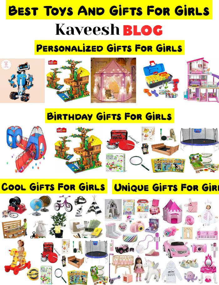 50 Awesome Gifts For Girls In (2020): Gifts Ideas For Girls