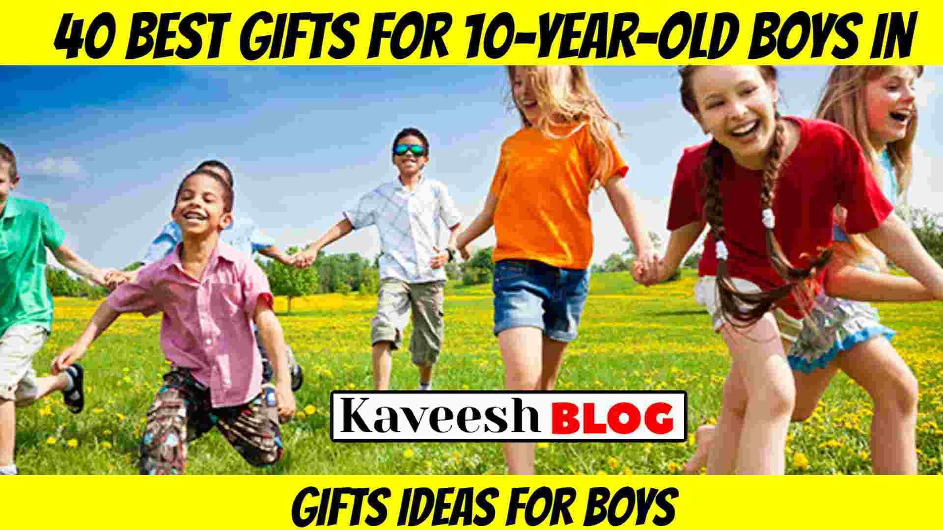 40 Best Gifts For 10-year-old Boys In (2020) Gifts Ideas For Boys 2
