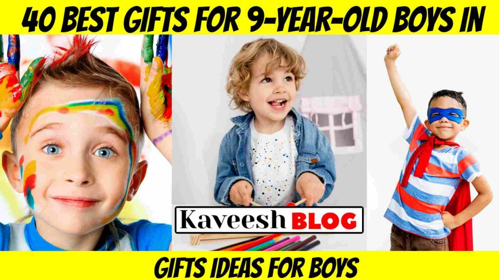 40 Best Gifts For 9-year-old Boys In (2020) Gifts Ideas For Boys-1