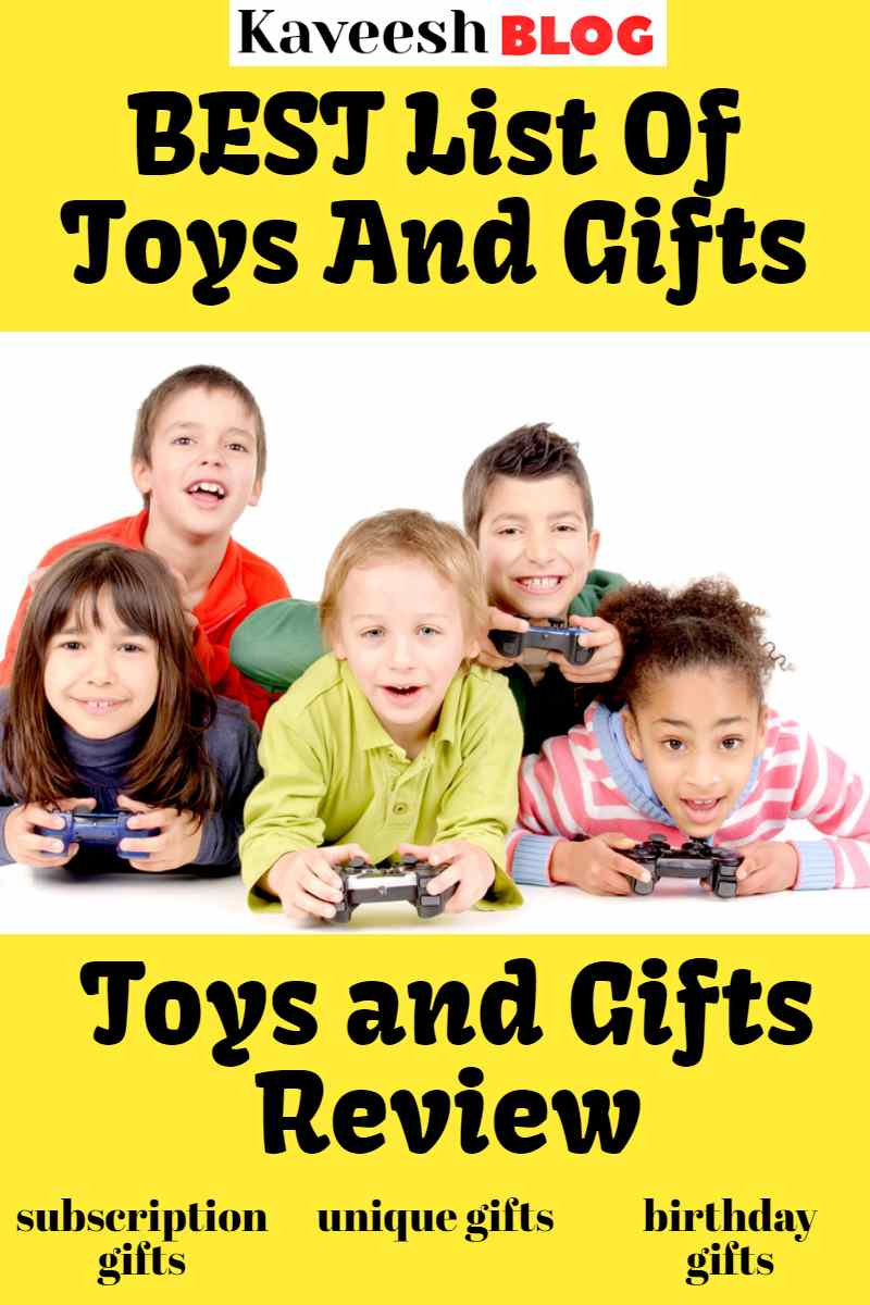 Toys and Gifts For 12-year-old Boys: Review