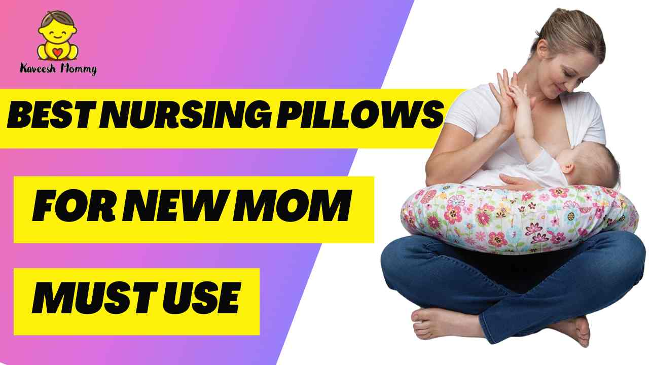Nursing Pillows For Babies in 2021