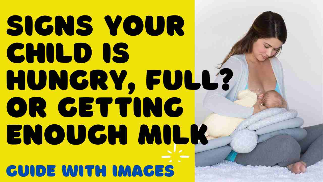 15 Signs Your Baby Is Getting Enough Breast Milk